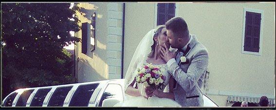 Limuzina za vjenčanja
